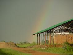 Rainbow at Kalibu hall