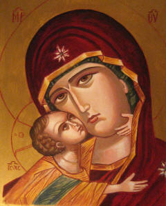 Theotokos Tender Mercy