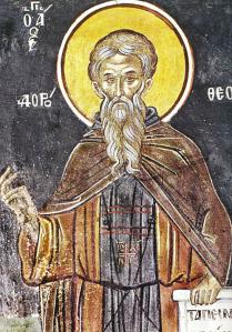 St. Abba Dorotheos of Gaza