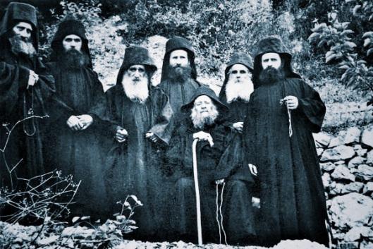 Elder Joseph Hesychast and Synodia